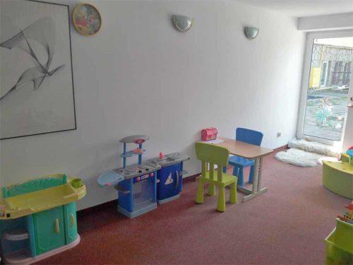 Pokój zabaw dla dzieci