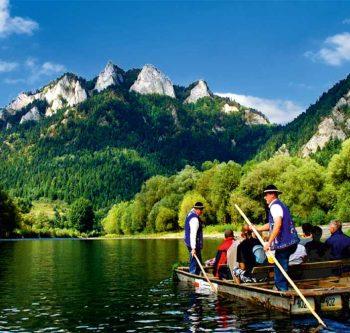 Centrum Turystyki Majer, spływ Dunajcem